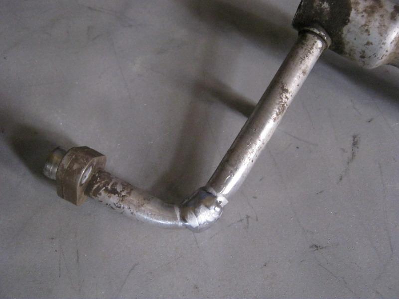 Ремонт труб кондиционера